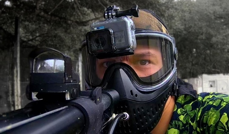 Best Camera For Paintball