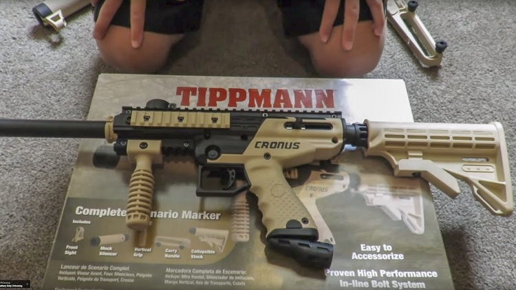 Tippmann Cronus Reviews