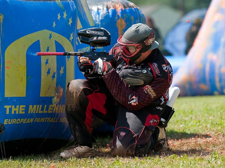What To Wear For Paintball